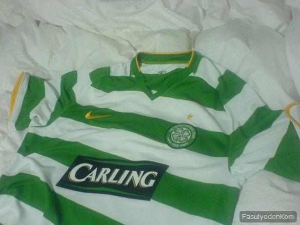 Celtic 2008/09 Shirt